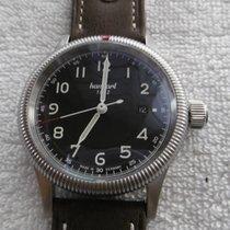 Hanhart Çelik 42mm Otomatik 762.210-0110 yeni