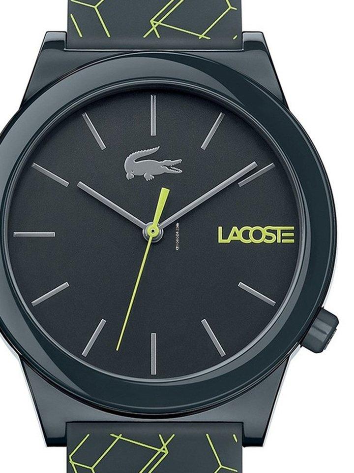 e8f7b6e262c Comprar relógios Lacoste