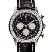 Breitling Navitimer 01 (46 MM) Steel 46mm Black United States of America, Iowa