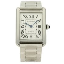 Cartier Tank Solo 3515 2015 pre-owned
