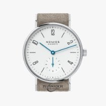 NOMOS Tangente 33 Steel 32,8mm White Arabic numerals