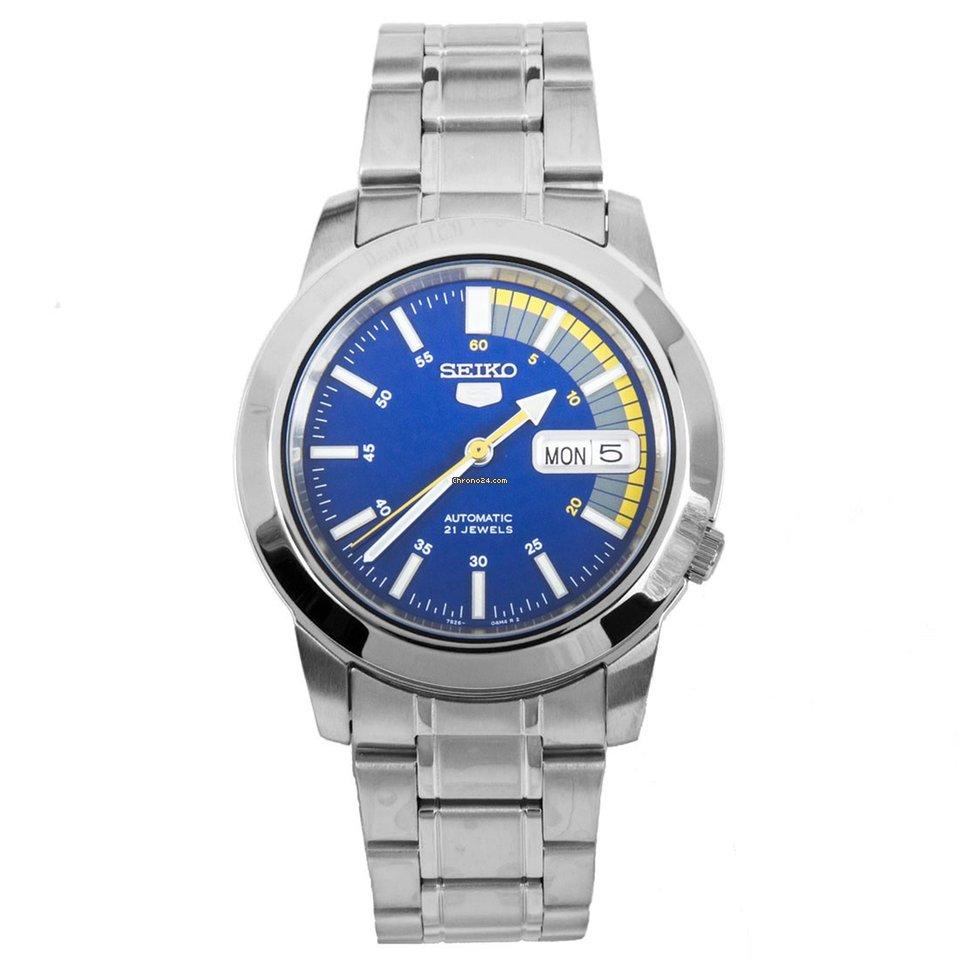 6eea4c54b81 Comprar relógio Seiko 5