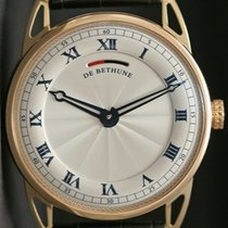 De Bethune 44mm Automatic DB25 Silver