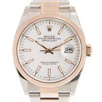 Rolex Datejust 126201WT_O nouveau
