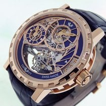 Dewitt Rose gold 46mm Manual winding AC.GT.003 new United States of America, California, Los Angeles