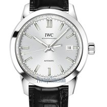 IWC Ingenieur Automatic Steel 40mm Silver No numerals United States of America, Florida, Miami
