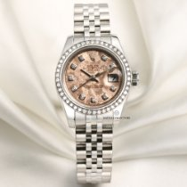 Rolex Lady-Datejust 179384 2015 pre-owned