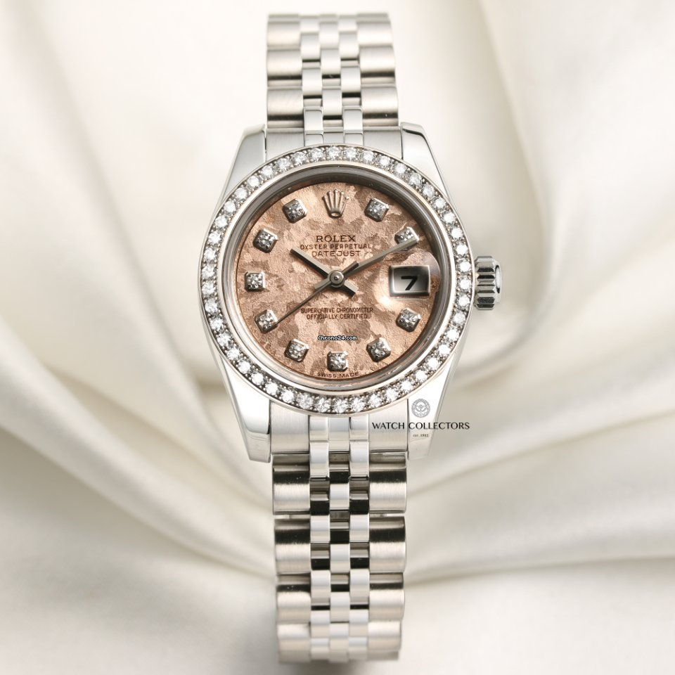 d08f80abb6b2b Rolex Datejust Lady 179384 | Rolex Reference Ref ID 179384 Watch at Chrono24