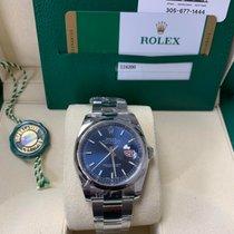 Rolex Datejust 116200 2019 nouveau