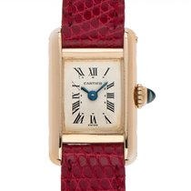 Cartier Tank (submodel) 828001 1998 pre-owned