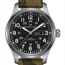 Hamilton Khaki Field Day Date H70535031 new