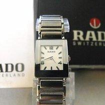 Rado Ceramic Quartz 22mm pre-owned Integral