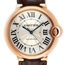 Cartier Ballon Bleu 36mm W6900456 2015 pre-owned