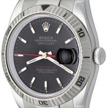 Rolex Datejust Turn-O-Graph Steel 36mm Black No numerals United States of America, Texas, Dallas