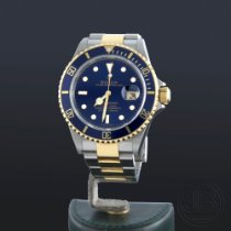 Rolex Submariner Date 116613LB 2004 pre-owned