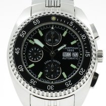 Certina 674.7128.42.61 Good Steel 44mm Automatic