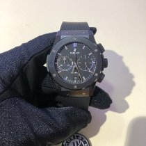 Hublot Classic Fusion Chronograph Ceramic 45mm Black No numerals