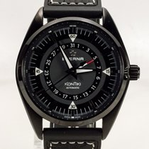 Eterna Kontiki Four Hands All Black
