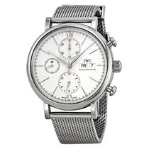 IWC Men's IW391005 Portofino Chronograph Watch
