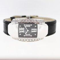 Chopard La Strada White gold 26mm Black Roman numerals