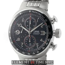 Oris TT3 Titanium 43mm Black Arabic numerals United States of America, New York, New York