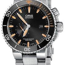 Oris Carlos Coste Limited Edition nuevo Automático Reloj con estuche y documentos originales 743.7709.7184.MB