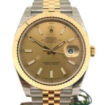 Rolex Datejust 41 Gold/Steel