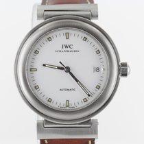 IWC Da Vinci Automatic Stahl 37mm Weiß Keine Ziffern Deutschland, Eisenach