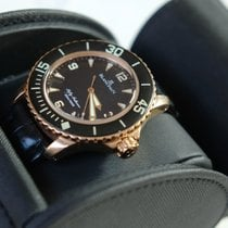 Blancpain Fifty Fathoms Rose Gold - FULLY SERVICED Apr 17