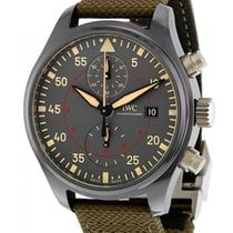 IWC Pilot Chronograph Top Gun Miramar Ceramic 44.5mm Grey