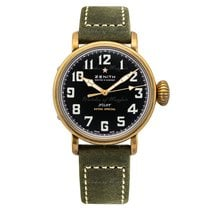 Zenith Pilot Type 20 Extra Special Bronce 40mm Negro