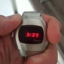 Pulsar Hamilton Pulsar P3 Steel James Bond LED With Watch Opener