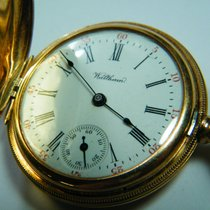 Waltham Oro amarillo Cuerda manual Waltham Pocket Watch Gold 14k usados