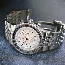 Breitling Montbrillant Légende Steel 47mm No numerals