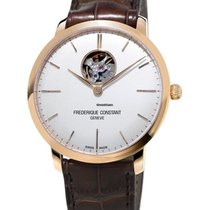Frederique Constant Slimline Heart Beat Automatic FC-312V4S4 new
