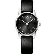 ck Calvin Klein Stål 31mm Kvarts K2G23107 ny