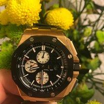 Audemars Piguet Royal Oak Offshore Chronograph używany 44mm Złoto różowe