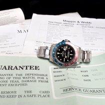 Rolex GMT-Master 1675 1960 gebraucht