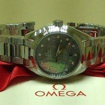Omega Seamaster Aqua Terra nuevo 34mm Acero
