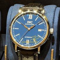 IWC Portofino Automatic IW365518 IWC 150 Anniversario Portofino Automatico Limitata 2019 nuevo