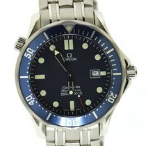 Omega 2541.80 Steel Seamaster 41mm pre-owned United States of America, New York, New York