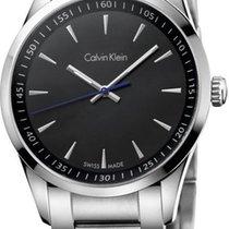 ck Calvin Klein 41mm Quartz 2010 new Black