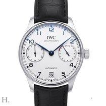 IWC Portugieser Automatik neu 2019 Automatik Uhr mit Original-Box und Original-Papieren IW500705