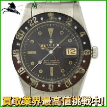 Rolex 6542 Steel 1959 GMT-Master 38mm pre-owned