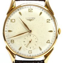 Longines Yellow gold Manual winding pre-owned United Kingdom, London