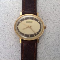 Benrus Gold/Steel 35mm Manual winding 1110 373 pre-owned