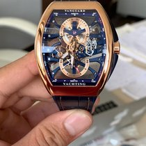 Franck Muller Rose gold 44mm Automatic V45S6SQT new UAE, Dubai