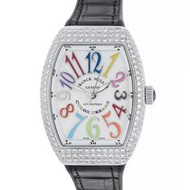 Franck Muller Vanguard 32 V SC AT AC FO COL D NR pre-owned