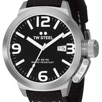 TW Steel Steel 50mm Quartz TW22 new