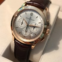 Jaeger-LeCoultre Master Chronograph Or rose France, Paris